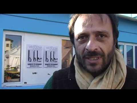 Uniti contro la crisi - Marghera 22 gennaio. Vittorio Forte e Giorgio Molin