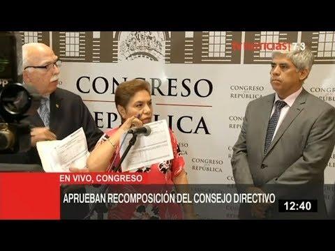 Fuerza Popular se queda con menos representantes en Mesa Directiva del Congreso
