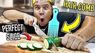 I Tested 11 Food Hacks Every LAZY Person Should Know!! (DIY FAST FOOD HACKS)