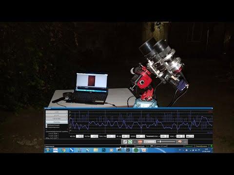 SW Adventurer - мобильный астрограф 500 мм. Все заработало !!!
