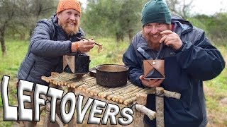 Bushcrafting A Better Tomorrow ToDay 12 Of 30 Day Survival Challenge  Texas