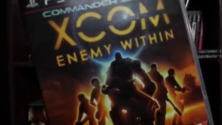 Video Game Collection - XCOM Collections Version 1