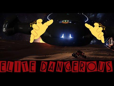 Elite Dangerous is a Horror Game |