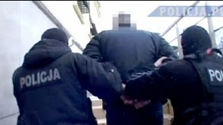 Coup de filet anti-gang en Pologne