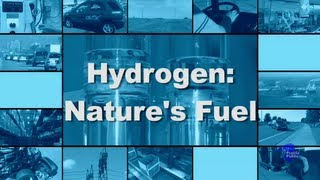 Hydrogen; Nature's Fuel