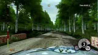 WRC 3 Finland Gameplay PC