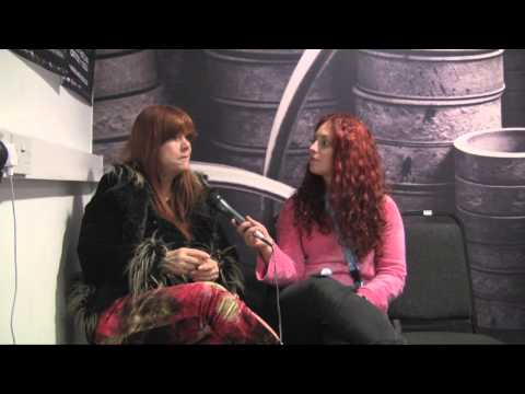 Curved Air interview @ HRH Prog Festival 2013
