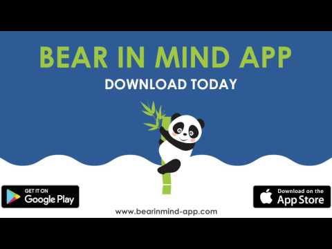 Reminder app & To Do list for children and teenagers with reminders on tasks | Bear In Mind App