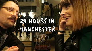 24 Hours In Manchester | Exploring The Northern Quarter | Art, Fashion & Food | Little Owl Vlogs