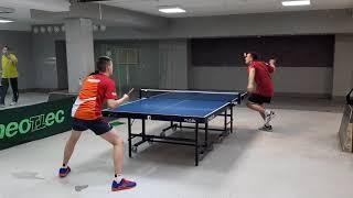 table tennis Академтур 526.  Финал Никитенко - М.Рассказов