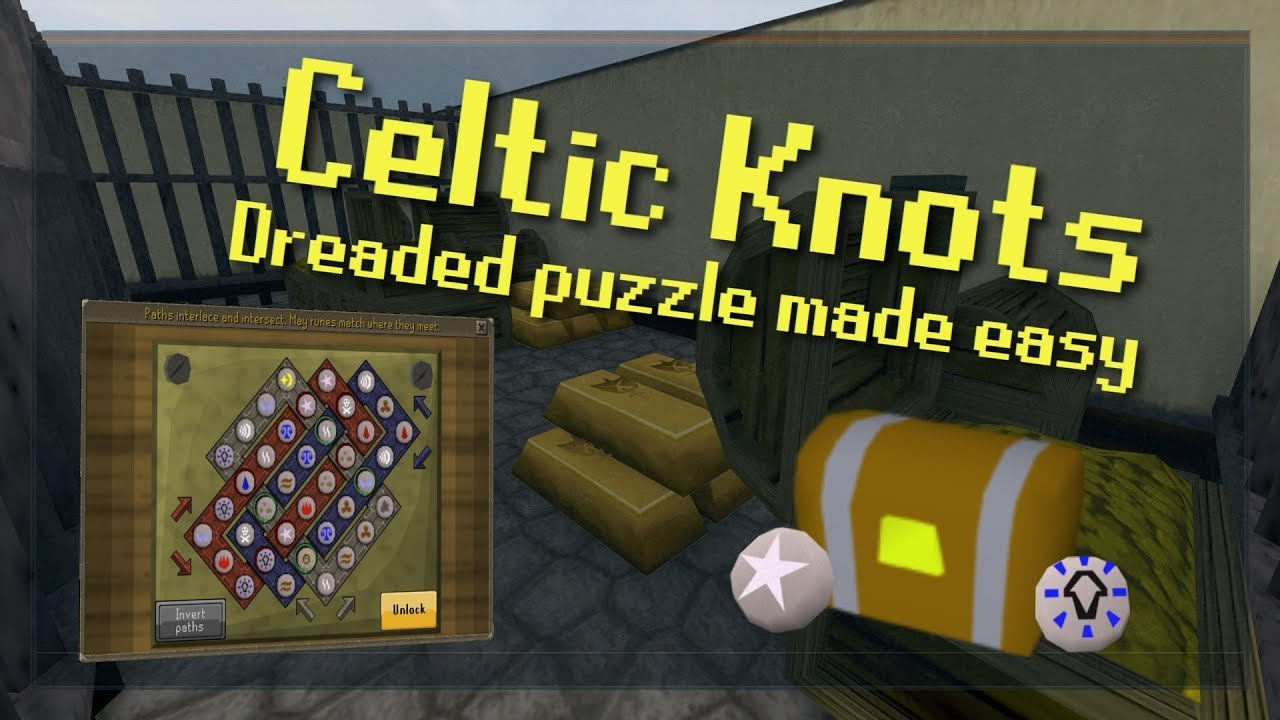 Celtic Knots Guide | Dreaded puzzle made easy!