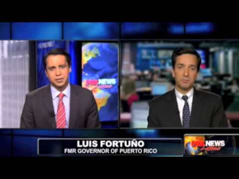 Luis Fortuño on Puerto Rico becoming 51st State
