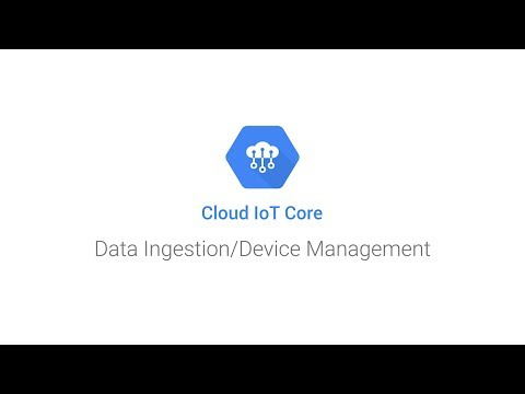 Getting Started with Google Cloud IoT Core - YouTube