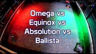 Facts 2017 Omega vs Equinox vs Absolution vs Ballista
