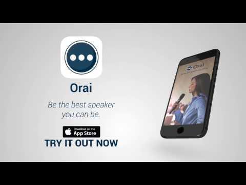 Orai - Public Speaking App