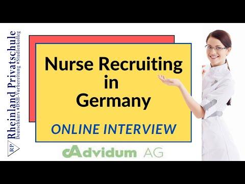 Nurse Recruitment For German Hospitals