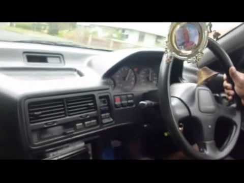 B16a honda integra 1989.mp4