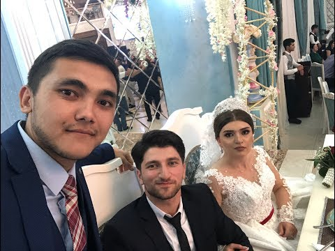 14.08.2019 г. Свадьба Ниджата и Пери (Азербайджан, Баку)