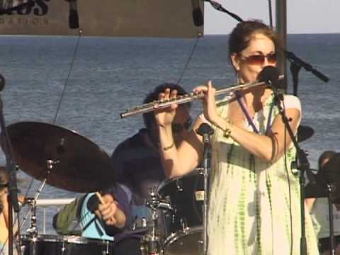 Andrea Brachfeld - Live at the J.S.J.B. Jazz Fest