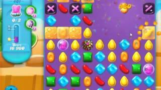 Candy Crush Soda Saga Level 401