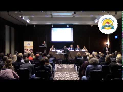 Quality European Milk Products Programme Launch in Moscow, February 2014