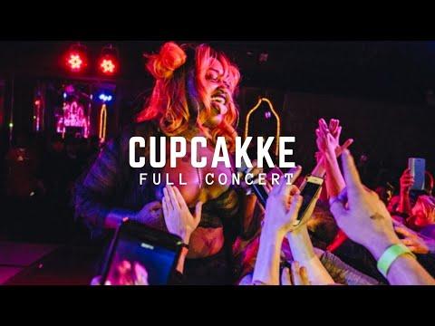 CupcakKe Live - The Eden Tour (Full Set) Mp3