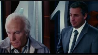 """Грустный момент из фильма """"Клик: с пультом по жизни""""(Майкл узнал о смерти отца)/Click"""