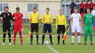 Беларусь - Турция | U-19 | Обзор  матча
