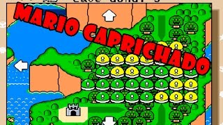 Super Mario World Demo Hack 0.2 - O Mario Bem Caprichado