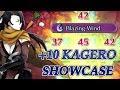 +10 Kagero Showcase - YOU'RE ALREADY DEAD - Fire Emblem Heroes