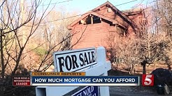 How Much Mortgage Can You Afford?