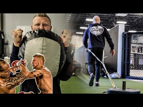 3 Sled Drag Exercises for Off Camp MMA Training | Phil Daru | Daru Strong