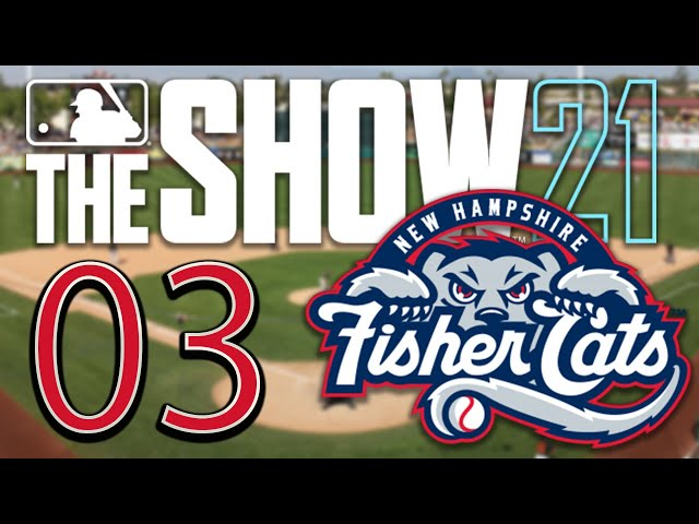 MLB THE SHOW 21 | Road to the Show | Let's Play - #03