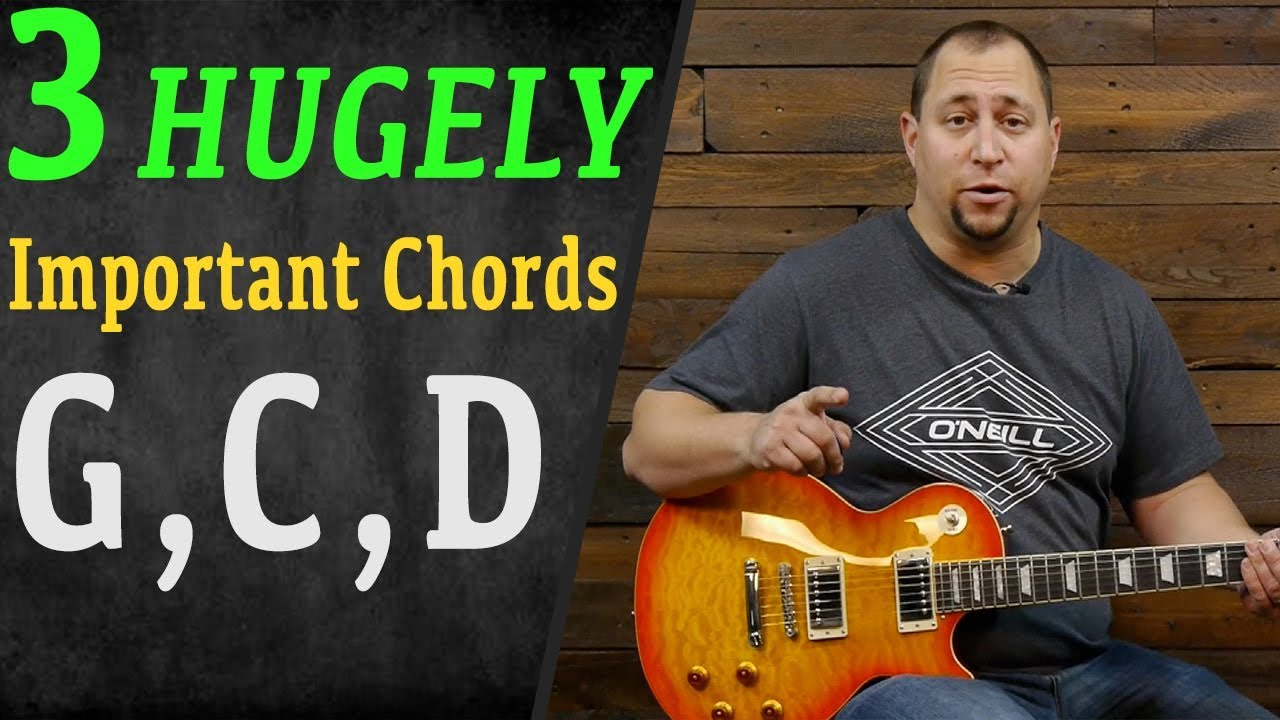 15+ 15 Chord Songs Using G, C, and D • Play Guitar