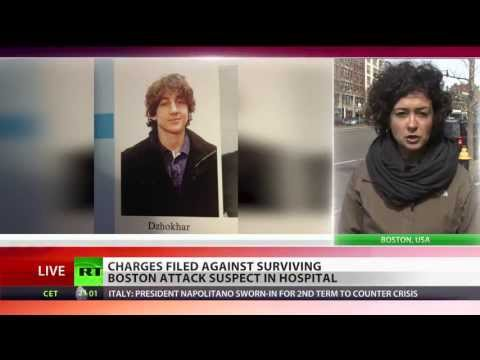 Dzhokhar Tsarnaev charged with conspiring to use WMD, may face death penalty