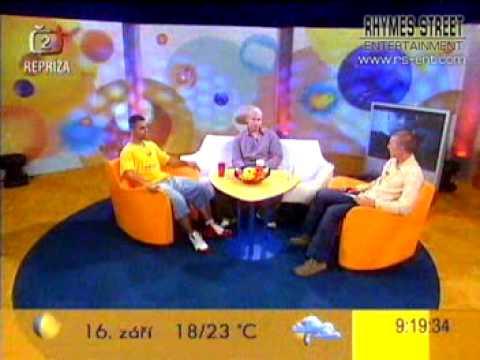 DBS - interview #1 (live @ Dobre rano s ČT)