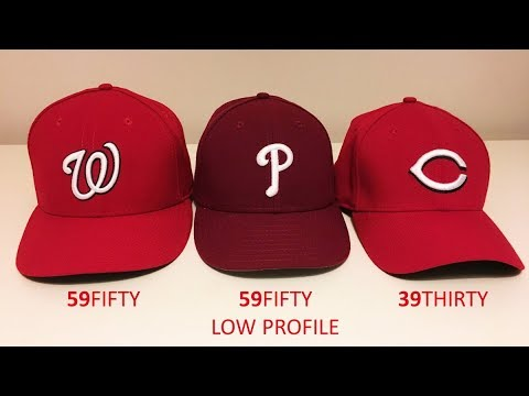 59Fifty Low Profile 39Thirty - New Era styles explained! 802d013a2ae