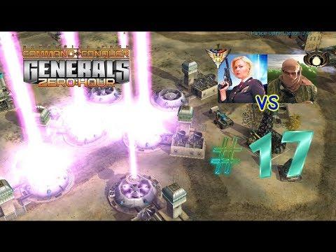 C&C Generals Zero Hour Challenge #16 (Superweapon vs Toxin) - สุดยอดอาวุธเต็มกำลัง