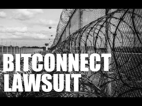 BitConnect Lawsuit: Investors Scammed in Ponzi Scheme File Class Action Lawsuit vs YouTube Promoters