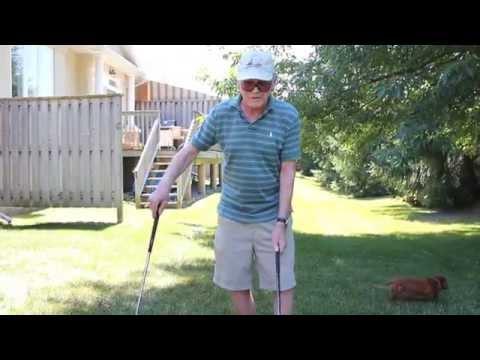 Dan's Golf Tips for Seniors