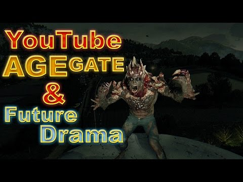 YouTube's Age Gate & Drama News (SpiderGamez Channel Update) Zombie Kill Of The Week News