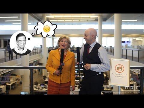 Supreme Court Debrief: Nina Totenberg And Tom Goldstein