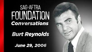 Conversations with Burt Reynolds
