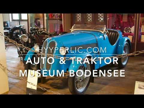 Auto & Traktor Museum Bodensee, Gebhardsweiler Uhldingen Mühlhofen | Hyyperlic