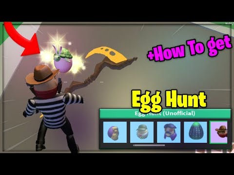 Strucid EGG HUNT/Easter Event!..(How To get All Egg's)