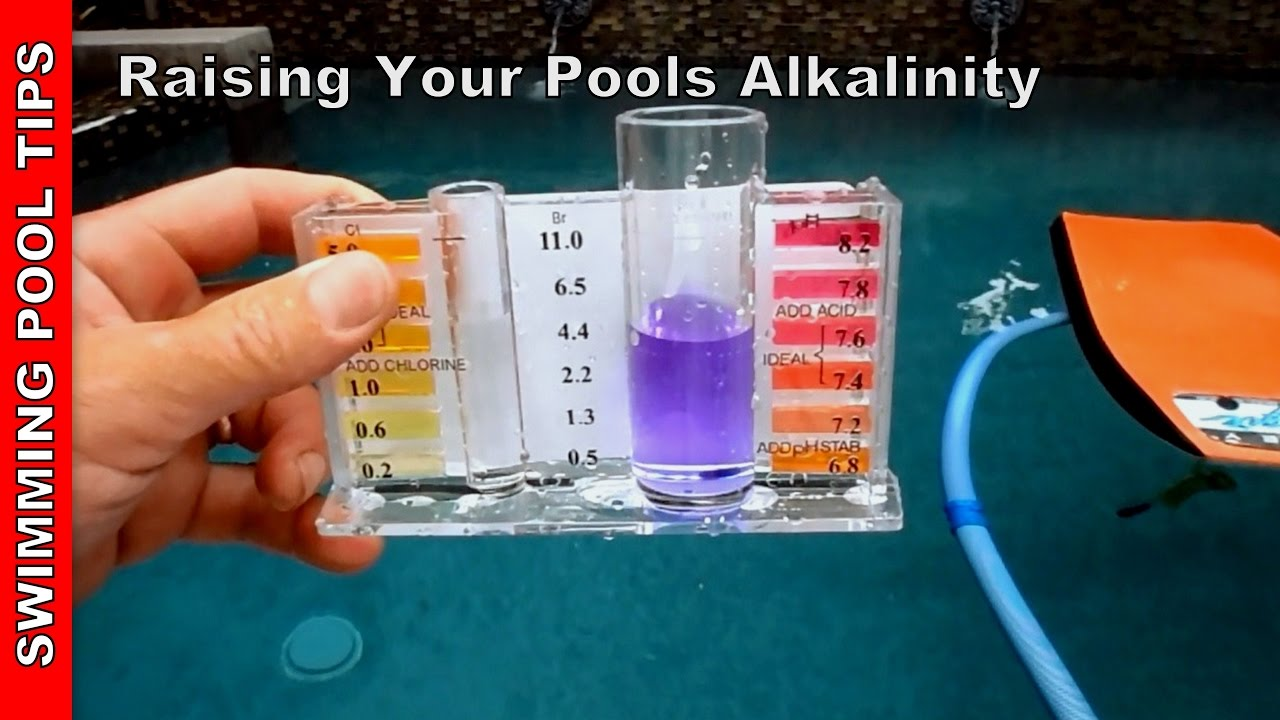 Alkalinity Up Baking Soda Raising Your Alkalinity Youtube