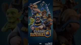 Opening arena 4 in clash Royale