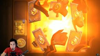 hearthstone 325 mean streets of gadgetzan pack opening