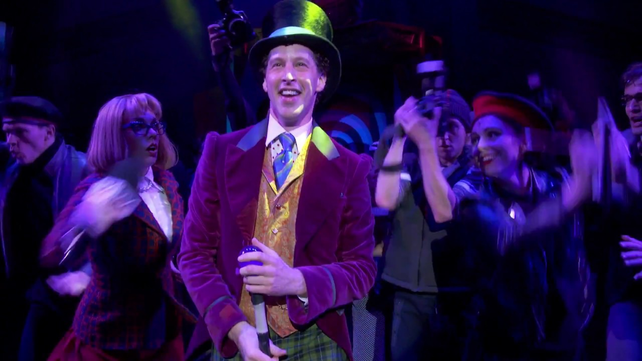 Charlie and the Chocolate Factory Now On Tour