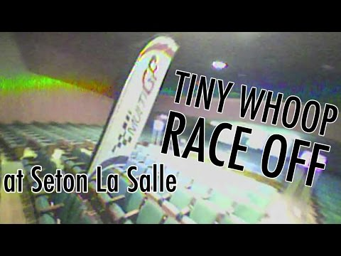 LEGENDARY Tiny Whoop Race Off at Seton La Salle High School